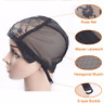 Lace Mesh Full Wig Cap Hair Net Weaving Caps For Making Wigs Adjustable Straps~~