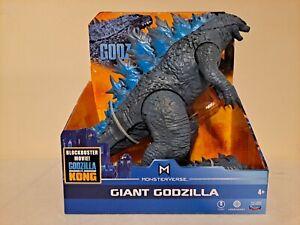 "GODZILLA VS KONG Movie GIANT GODZILLA 11"" Action Figure 2021 New"