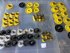 part 32ap - worm gear plastic bossed pinion - 8 pieces as per picture