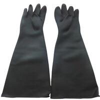 Sand Blasting Gloves for Sandblast Cabinet Gloves 60x20cm T1U6