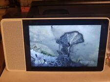 "Lenovo 8"" Smart Display with Google Assistant - Gray Android 8 inches Cast"