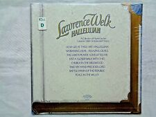 Lawrence Welk Orchestra & Chorus Hallelujah 1978 Ranwood R-8184 Sealed LP MINT!