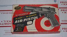 Marksman AIR PISTOL EMPTY Box Pellets & BB Ammo Vintage