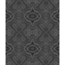 690200 Ipanema Black Tropical Snake Skin Wallpaper by Arthouse