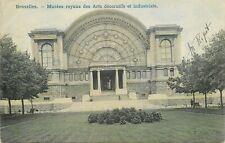 BELGIQUE BRUXELLES musées royaux des arts decoratifs en industriels