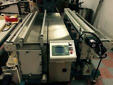 Rimslow Textile finishing machinery. Prep range, steamers, washer.
