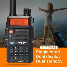 TYT TH-F8 VHF136-174MHz Handheld Dual Display FM DTMF 2 Way Radio Walkie Talkie