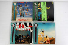 ART ROCK ~ CURVED AIR /CIRCUS /MARSUPILAMI /JACKIE McAULEY, JAPAN MINI LP CD X 4