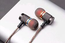 KZ-ED2 PROFESSIONAL IN-EAR AURICOLARE IN METALLO PESANTE Bass Auricolari qualità del suono