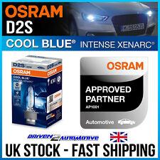 1x OSRAM D2S COOL BLUE INTENSE XENARC HID XENON BULB 5000K +20% Brighter