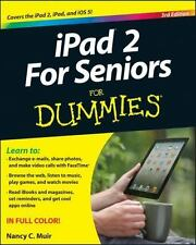 iPad 2 for Seniors for Dummies by Nancy C. Muir (2011, Paperback)