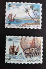 SELLOS GUINEA ECUATORIAL MNH 1987/1990. VER 8 FOTOS. 1€ CADA FOTO