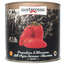 Tomaten San Marzano Dop Gustarosso Dell ' Agro Sarnese Nocerino 2500gr