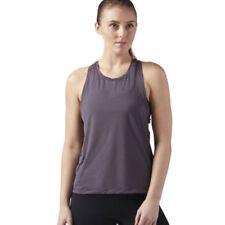 Reebok Fitness ärmellose Damen-Sport-Shirts & -Tops