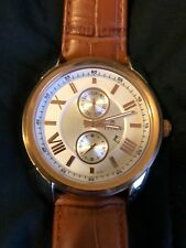 Titan Classique Analog Watch for Men - Used - 9006KCA31 Leather Strap 90006KL01J
