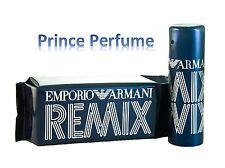 EMPORIO ARMANI REMIX EDT FOR HIM VAPO NATURAL SPRAY - 30 ml