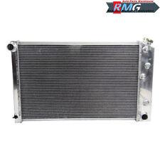 3Row Aluminum Radiator For 1978-1987 Chevy El-Camino 79 1980 81 1982 1983 84 85