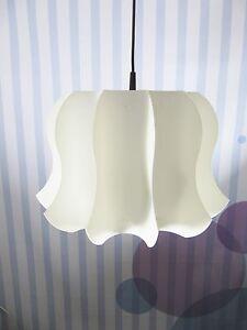 Vintage 60s LINUS BOPP PENDELLEUCHTE Hängelampe pendant lamp