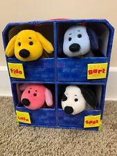 VTG Puppy Pound Plush Dogs Keychain Kirsten Hall Nancy Hall Dubravka Kolanovic