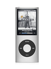 Apple iPod Nano 4th Generation Silver / Black (16GB) (AMAZING VALUE) (C)