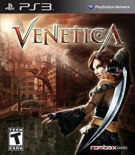 Venetica PS3 New Playstation 3