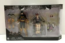 """Batman Arkham Knight Batgirl & Oracle 6"""" Action Figure 2-Pack NEW DC Collectible"""