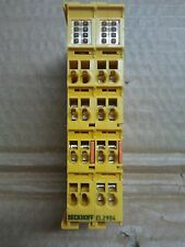 BECKHOFF EL2904  4-channel digital output terminal, TwinSAFE, 24 V DC