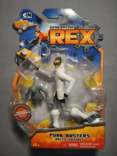 CARTOON NETWORK GENERATOR REX PUNK BUSTERS ARCTIC SUIT REX NEW MATTEL