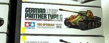 Tamiya # 56022 1/16RC German Panther Type G - Full Option Kit  NEW IN BOX