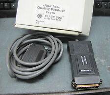 BLACK BOX MINI INTERFACE CONVERTER CABLE RS-232/V.24 RS-449/V.36 IC954A-M