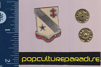 7th SUPPORT BATTALION Army Pin DI DUI Badge Crest