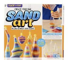 Made By Me Sand Art Kit, New In Original Sealed Box
