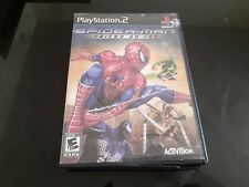 Spider-Man: Friend or Foe (Sony PlayStation 2, 2007)PS2