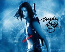 MILLA JOVOVICH Alice Resident Evil SIGNED AUTOGRAPHED 10 X 8 RE-PHOTO PRINT