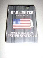 Warfighter WWII: US 1 (New)