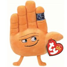 Ty Beanie Babies 42298 Emoji Movie Hi 5 Hand