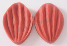Russia Leaf Mold Silicone 3D Molde de Silicone Para Pasta Americana Fondant Mold
