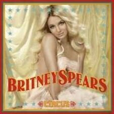 """BRITNEY SPEARS """"CIRCUS"""" CD+DVD DELUXE EDITION NEW"""