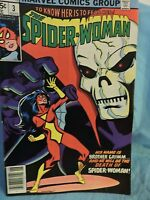 THE SPIDER-WOMAN WITH BROTHER GRIMM - 1978