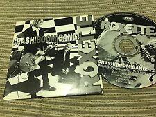 ROXETTE - CRASH BOOM BANG CD SINGLE 1 TRACK PROMO HOLLAND CARD SLEEVE