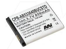 AB533640 BE BU BUCSTD 850mAh battery for Samsung AP-C8300 Ultra S Touch SGH-i610