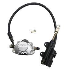 Rear Hydraulic Brake Assembly for 50cc 90 110 125cc ATV Go kart Taotao Roketa su