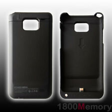 External Battery Cover Case 2200mAh Power Bank for Samsung Galaxy S2 S 2 II