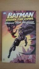 Batman Under the Cowl tradepaperback/dc Grant Morrison Geoff Johns