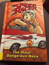Speed Racer: The Most Dangerous Race No. 5 by Chase Wheeler (2008, Hardcover)