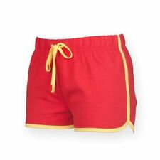Mini, 100% Cotton Shorts for Women