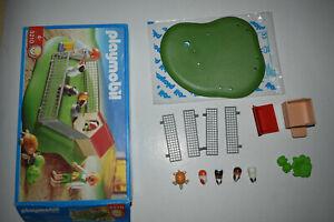 508/ Playmobil 3210 Meerschweinchen Gehege Konvolut Top Zustand mit OVP