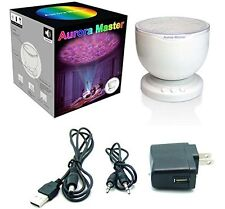Aurora Master Ocean Relax Projector Pot Music Input,ocean Light,ocean Lamp,music