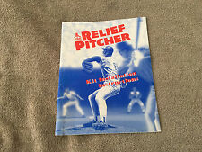 Atari Relief Pitcher Kit Installation Instructions