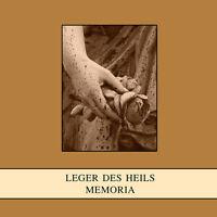 LEGER DES HEILS - Memoria CD Death in June Forseti Orplid Sonne Hagal Jännerwein